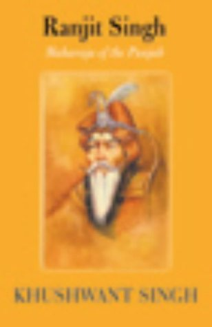 9780141006840: Ranjit Singh: Maharaja of the Punjab, 1780-1839