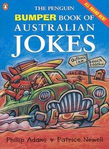 Penguin Bumper Book of Australia: Adams, Phillip et