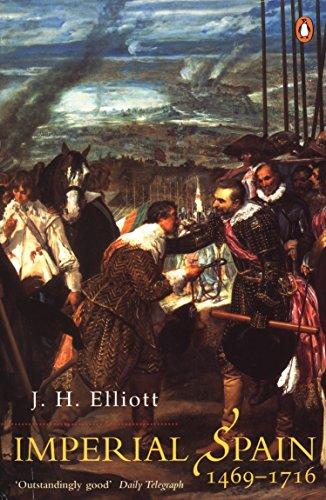 9780141007038: Imperial Spain: 1469-1716