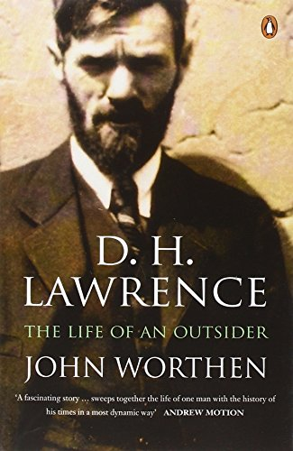 9780141007311: D H Lawrence: The Life Of An Outsider