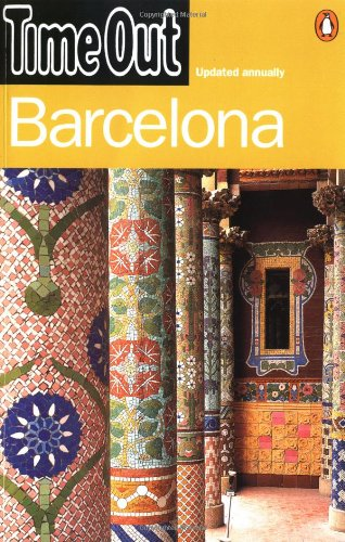9780141008363: Time Out Barcelona 5
