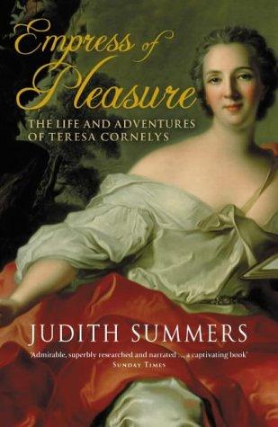 9780141008707: Empress of Pleasure: The Life and Adventures of Teresa Cornelys