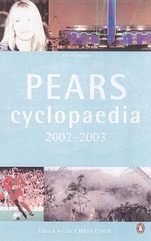 9780141008714: Pears Cyclopaedia 2002-2003