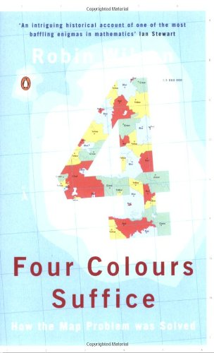 9780141009087: Four Colours Suffice: How the Map Problem Was Solved