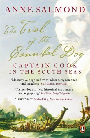 9780141010038: The Trial of the Cannibal Dog: Captain Cook in the South Seas