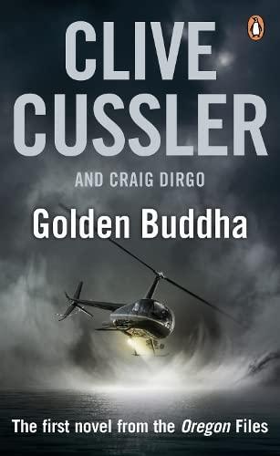 9780141010311: Golden Buddha (The Oregon Files)
