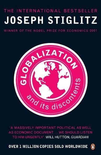 9780141010380: Globalization and Its Discontents
