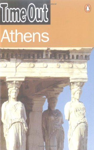 9780141010557: Time Out Athens (Time Out Guides)