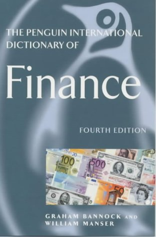 9780141010731: The Penguin International Dictionary of Finance (Penguin reference)