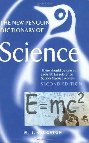 9780141010748: The New Penguin Dictionary of Science (Penguin Reference Books)