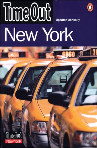 Time Out New York (Time Out Guides): Out, Time