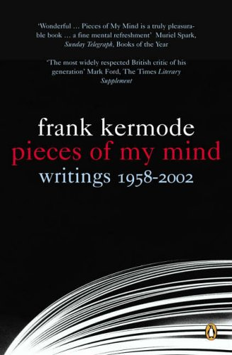 9780141010984: Pieces of My Mind: Writings 1958-2002