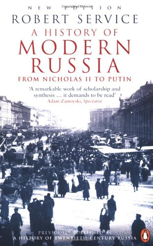 9780141011219: A History of Modern Russia: From Nicholas II to Putin