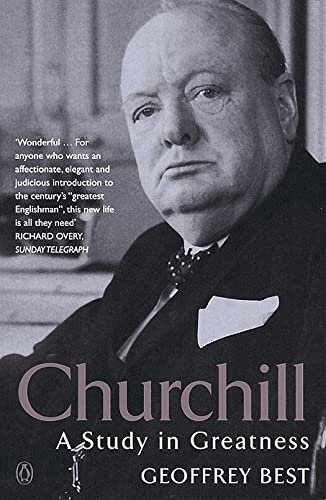 9780141011226: Churchill: A Study in Greatness