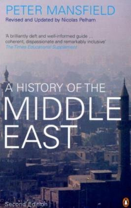 9780141011233: History Of The Middle East 2/e,A