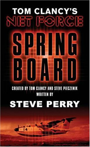 9780141011424: Springboard: Book 3 (Tom Clancy's Net Force)