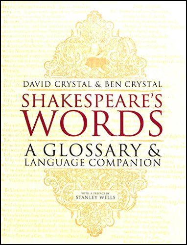 9780141011622: Shakespeare'S Words: A Glossary & Language Companion