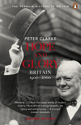 9780141011752: Hope and Glory: Britain 1900-2000, Second Edition (Penguin History of Britain)