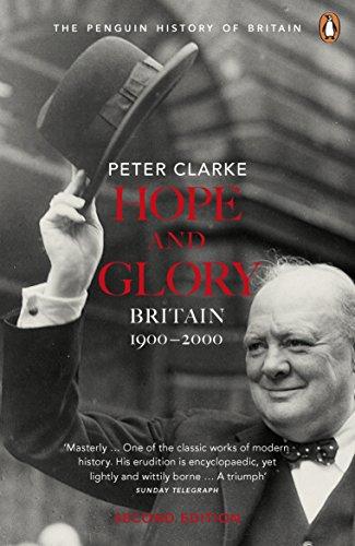 9780141011752: Hope and Glory: Britain 1900-2000