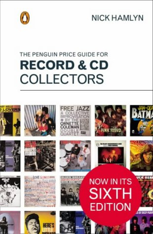 The Penguin Price Guide for Record &: Hamlyn, Nick