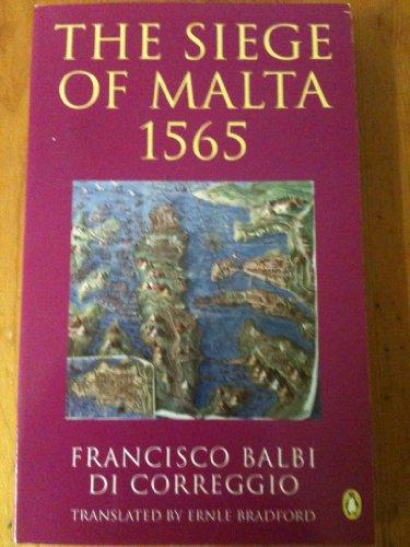 9780141012025: The Siege of Malta