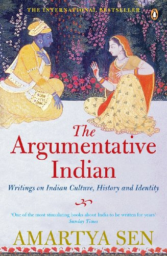 9780141012117: The Argumentative Indian: Writings on Indian History, Culture, and Identity