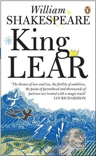 9780141012292: King Lear (Penguin Shakespeare)