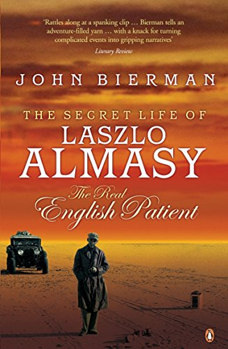 The Secret Life of Laszlo Almasy: THE SECRET LIFE