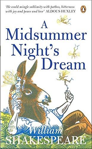9780141012605: A Midsummer Night's Dream (Penguin Shakespeare)