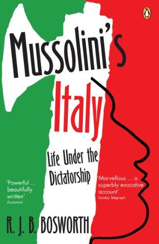 9780141012919: Mussolini's Italy: Life Under the Dictatorship, 1915-1945