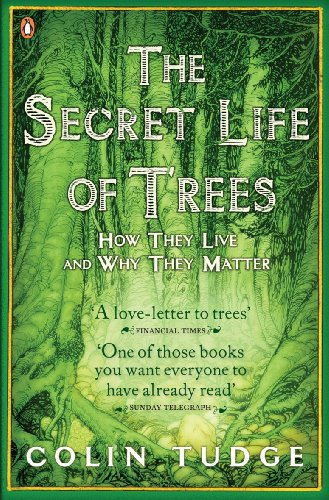 9780141012933: Secret Life of Trees (Penguin Press Science)