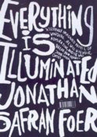 9780141013183: Everything is Illuminated(Tpb)