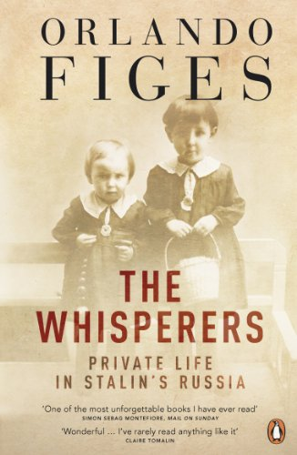 9780141013510: Whisperers: Private Life in Stalin's Russia