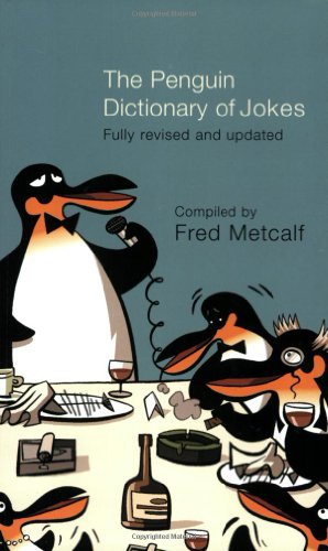 9780141013596: The Penguin Dictionary of Jokes, Wisecracks, Quips and Quotes