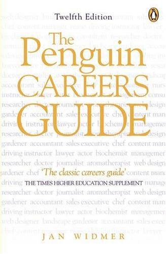 9780141013763: The Penguin Careers Guide