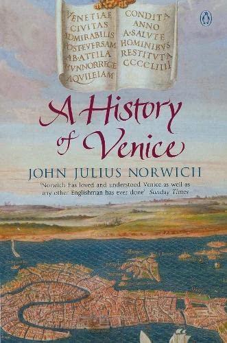 9780141013831: A History of Venice (Penguin classics)
