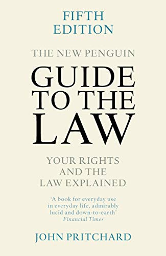9780141014005: New Penguin Guide To The Law 5e (New Penguin Guide to the Law: Your Rights & the Law Explaine)