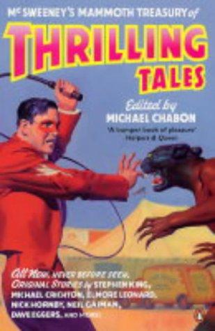 9780141014043: McSweeney's Mammoth Treasury of Thrilling Tales