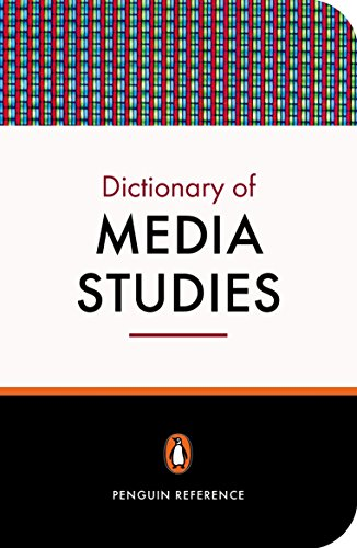 9780141014272: The Penguin Dictionary of Media Studies
