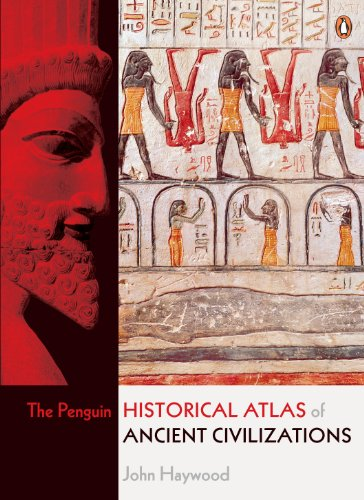 9780141014487: The Penguin Historical Atlas of Ancient Civilizations
