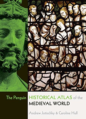 The Penguin Historical Atlas of the Medieval World (0141014490) by Andrew Jotischky; Caroline Hull