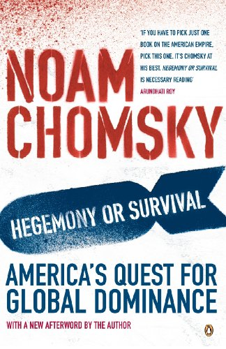 9780141015057: Hegemony or Survival?: America's Quest for Global Dominance