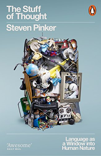 9780141015477: The Stuff of Thought: Language as a Window Into Human Nature (Penguin Press Science)