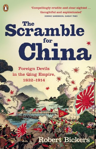 9780141015859: The Scramble for China: Foreign Devils in the Qing Empire, 1832-1914
