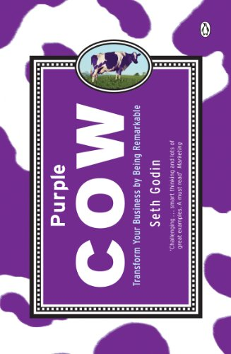 9780141016405: Purple Cow: Transform Your Business by Being Remarkable
