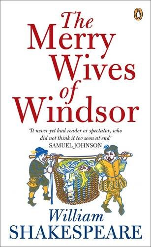 9780141016474: The Merry Wives of Windsor (Penguin Shakespeare)
