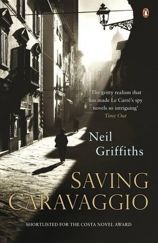 Saving Caravaggio: Griffiths, Neil
