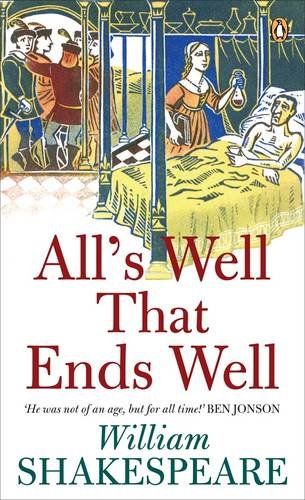 9780141016603: All's Well That Ends Well (Penguin Shakespeare)