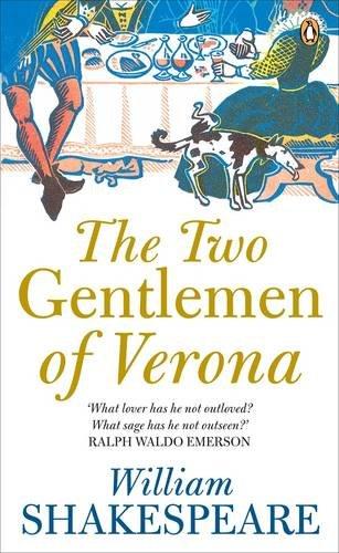 9780141016627: The Two Gentlemen of Verona (Penguin Shakespeare)