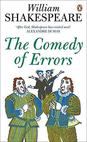 9780141016672: New Penguin Shakespeare Comedy Of Errors